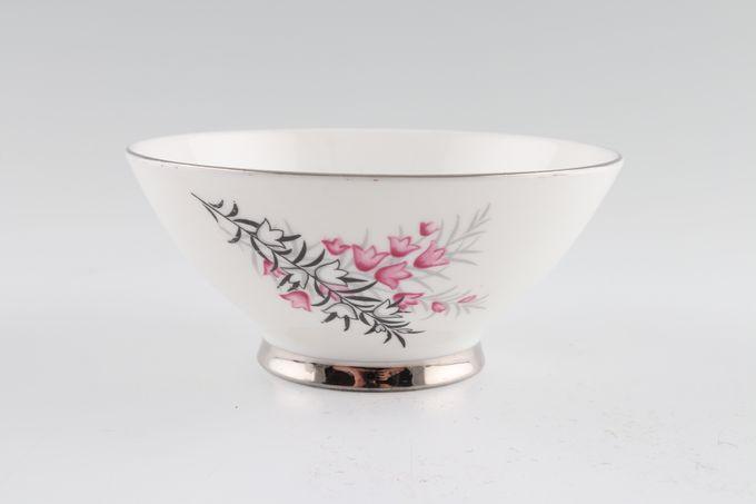 "Royal Albert Pixie Pink Sugar Bowl - Open (Tea) plain rim 4 5/8"""