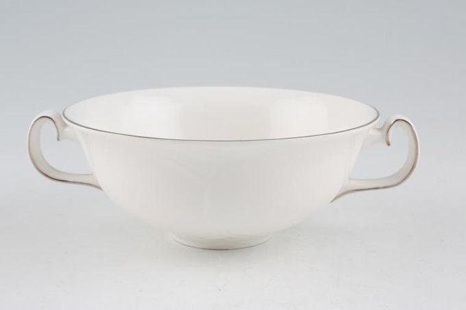 Royal Albert Platino Soup Cup