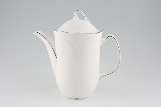 Royal Albert Platino Coffee Pot 2pt