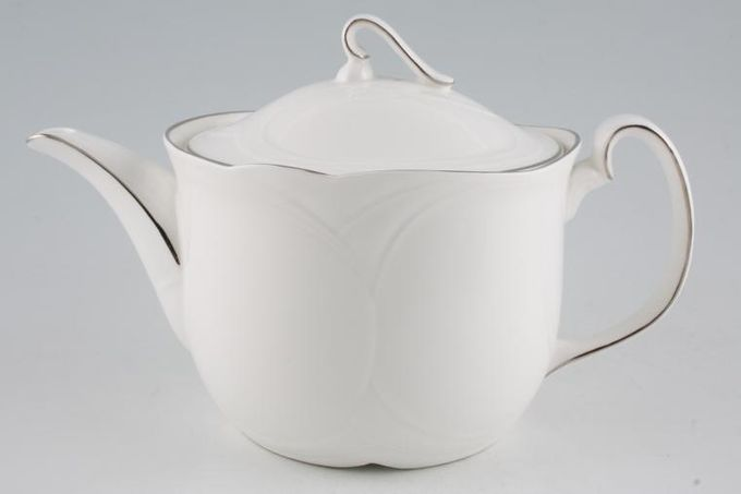 Royal Albert Platino Teapot 1 1/2pt