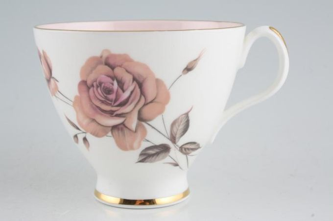 Royal Albert Prelude Teacup Pink Inside 3 1/2 x 3""