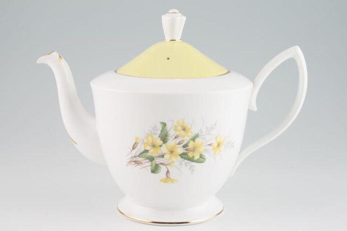 Royal Albert Primrose Teapot 2pt