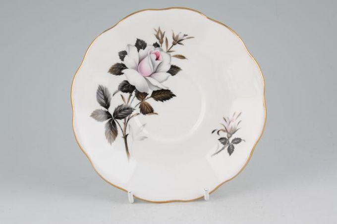 """Royal Albert Queens Messenger Tea Saucer 5 1/2"""""""