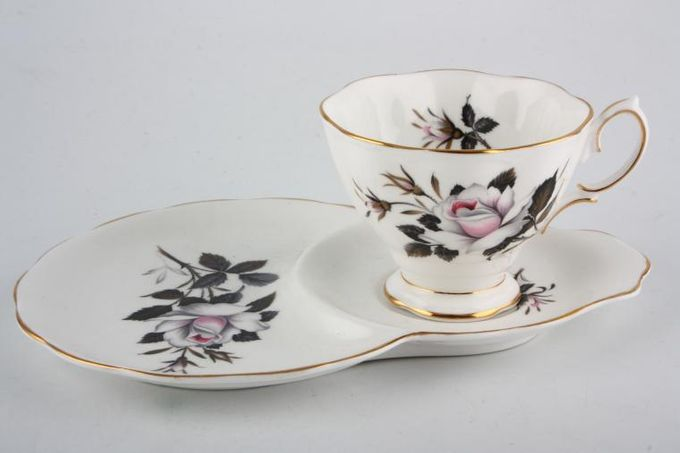 Royal Albert Queens Messenger TV Tray Sold as set with tea cup