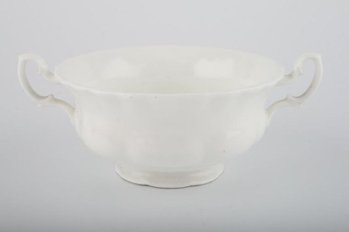 Royal Albert Reverie Soup Cup 2 handles