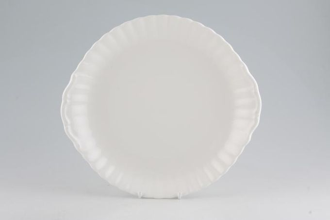 Royal Albert Reverie Cake Plate Round eared 10 1/2""