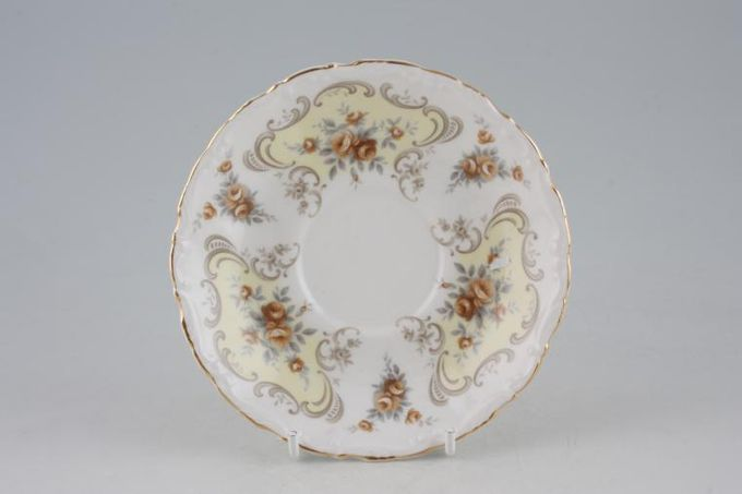 Royal Albert September Song Tea Saucer 5 1/2""