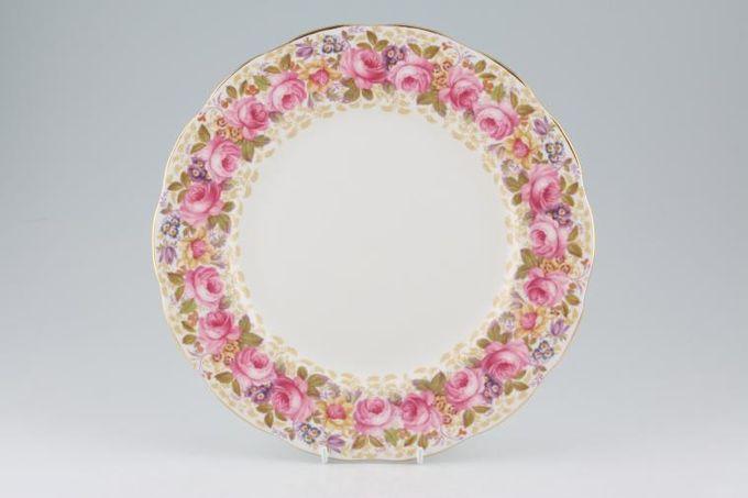 "Royal Albert Serena Dinner Plate 10 1/4"""