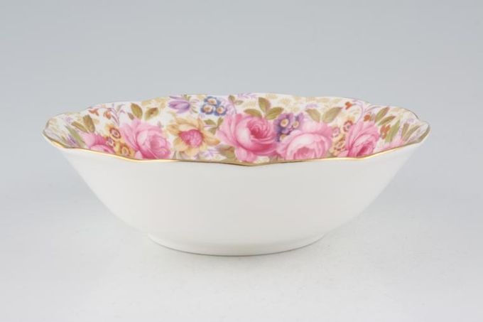 "Royal Albert Serena Oatmeal / Cereal / Soup 6 1/4"""