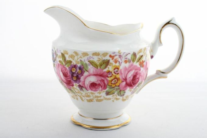 Royal Albert Serena Milk Jug 1/2pt