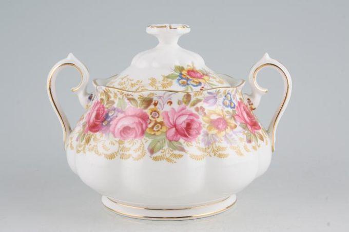 Royal Albert Serena Sugar Bowl - Lidded (Tea)