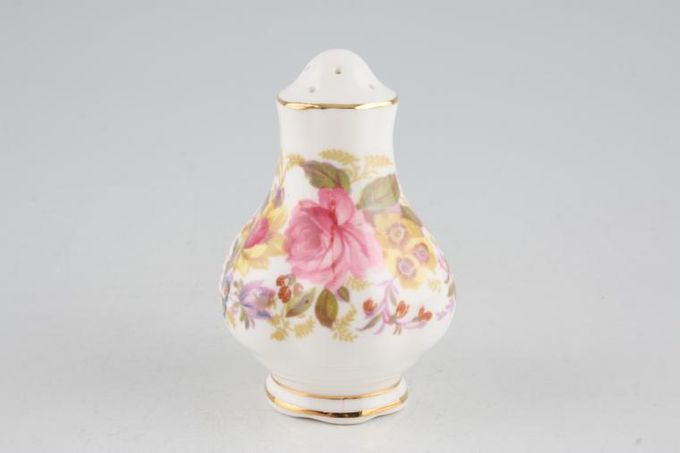 Royal Albert Serena Pepper Pot 9 holes