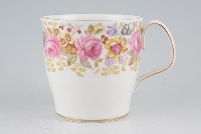 "Royal Albert Serena Mug 3 1/4 x 3 1/4"""