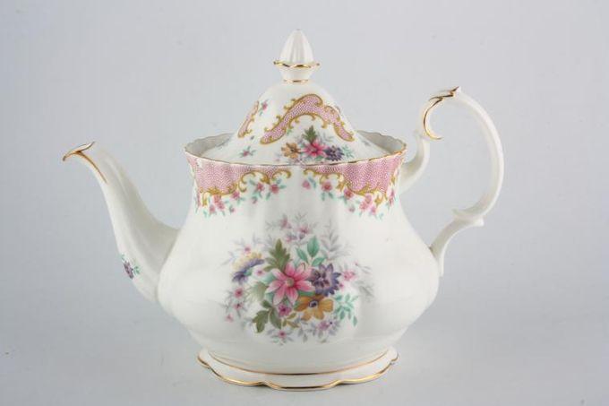 Royal Albert Serenity Teapot 2pt