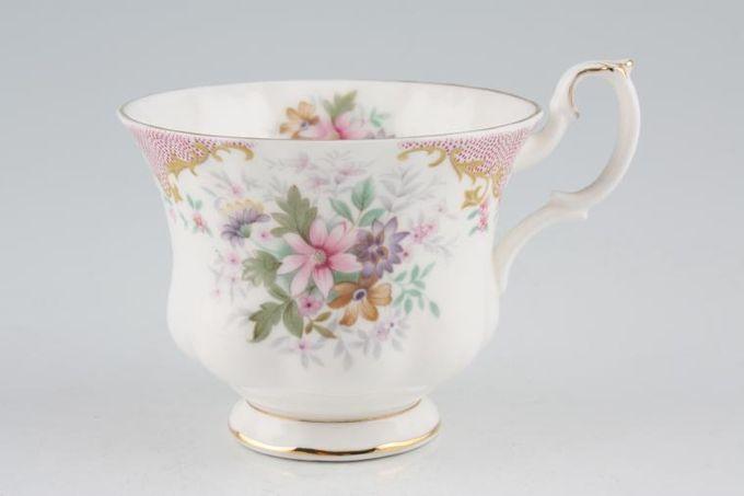 "Royal Albert Serenity Teacup 3 1/2 x 2 7/8"""