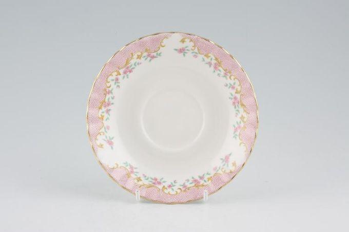 "Royal Albert Serenity Tea Saucer 5 1/2"""