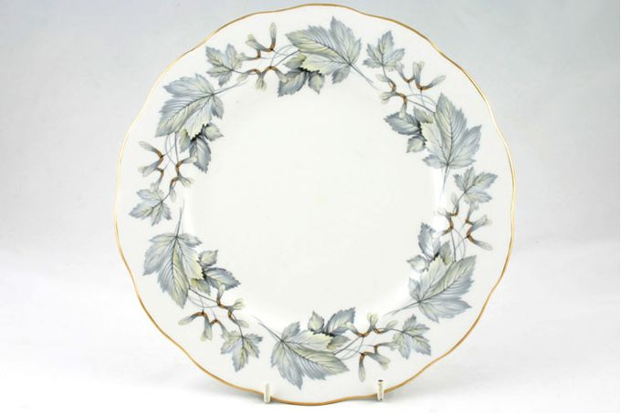 Royal Albert Silver Maple Dinner Plate 10 3/8""