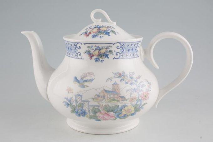 Royal Albert Songbird Teapot 2pt