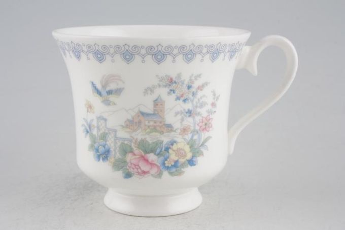 "Royal Albert Songbird Teacup 3 3/8 x 3"""
