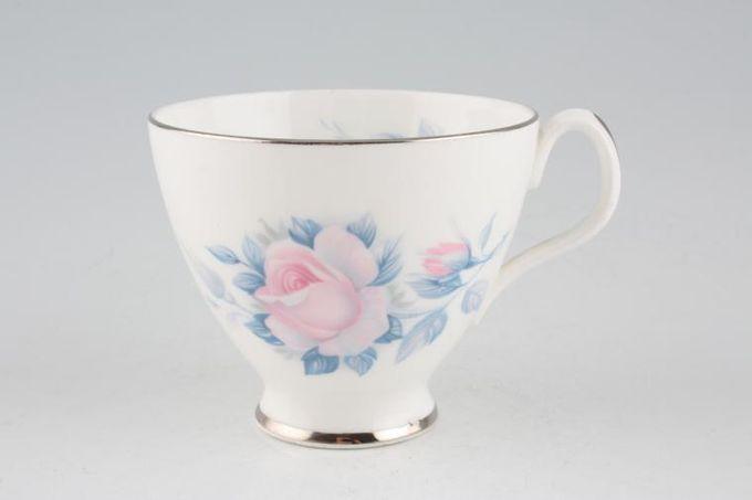 """Royal Albert Sorrento - Silver Edge Teacup 3 1/2 x 3"""""""