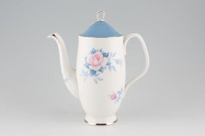 Royal Albert Sorrento - Silver Edge Coffee Pot 1 1/2pt