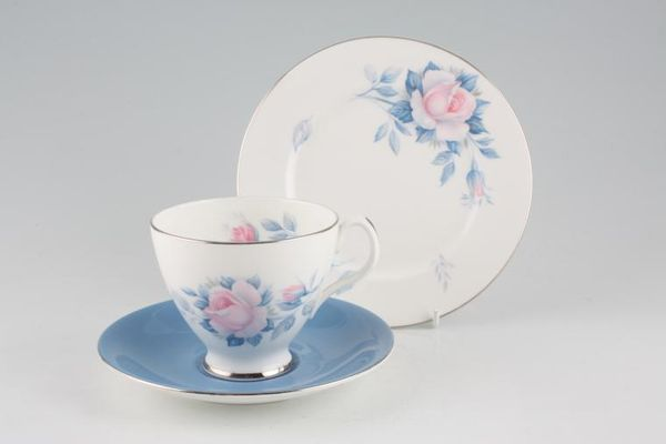 Royal Albert Sorrento - Silver Edge