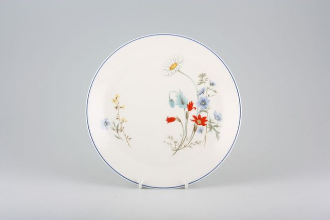 Royal Albert Summer Breeze Starter / Salad / Dessert Plate 8""