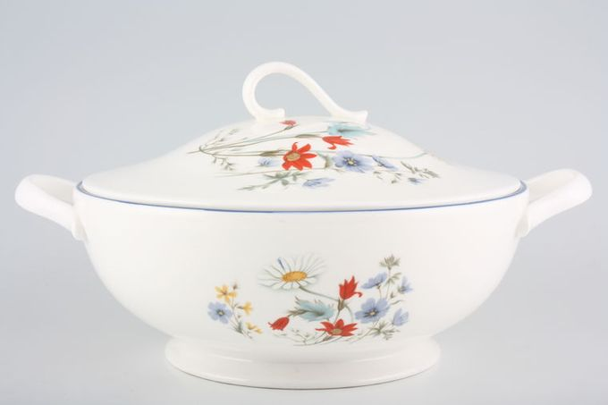 Royal Albert Summer Breeze Vegetable Tureen with Lid