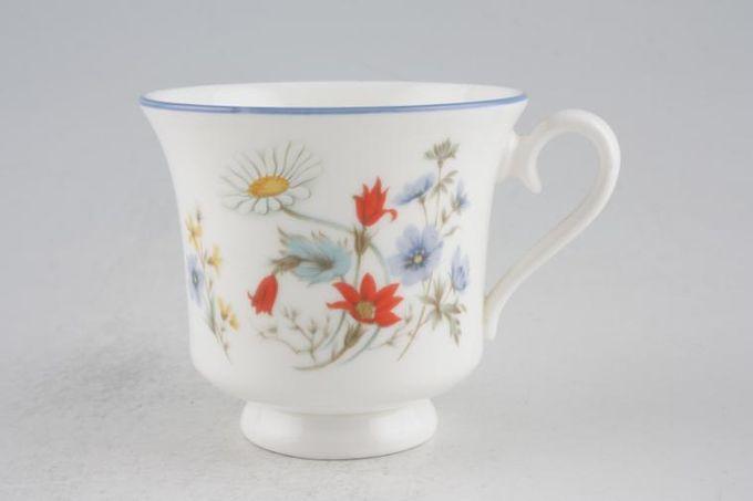 "Royal Albert Summer Breeze Coffee Cup 3 x 2 3/4"""