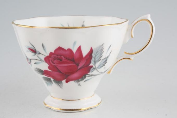 Royal Albert Sweet Romance Teacup 3 1/2 x 2 3/4""