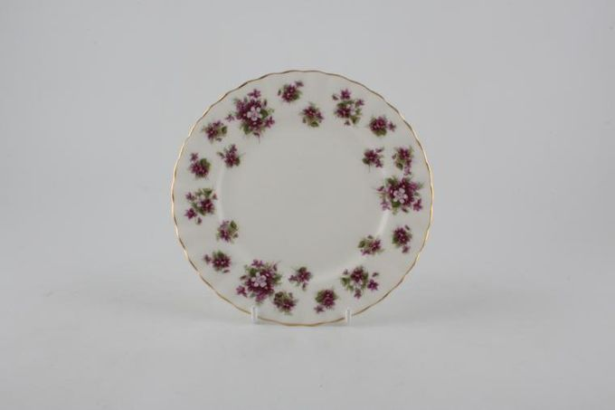 Royal Albert Sweet Violets Tea / Side / Bread & Butter Plate 6 1/4""