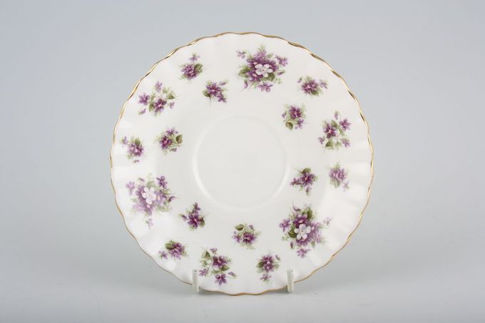 Royal Albert Sweet Violets Tea Saucer 5 1/2""