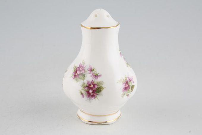 Royal Albert Sweet Violets Salt Pot 5 holes