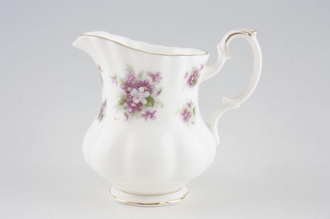 Royal Albert Sweet Violets Cream Jug 1/4pt