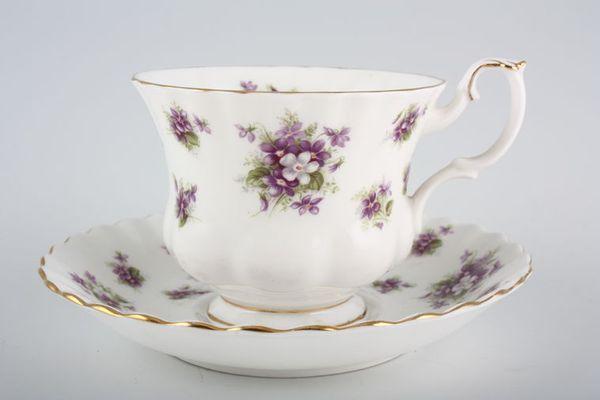 Royal Albert Sweet Violets