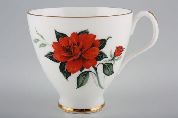 "Royal Albert Tahiti Teacup 3 1/2 x 3"""