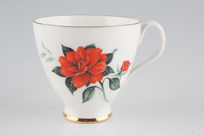 "Royal Albert Tahiti Coffee Cup 3 x 2 3/4"""