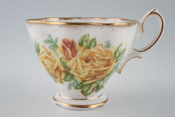 """Royal Albert Tea Rose Teacup 3 1/2 x 2 5/8"""""""