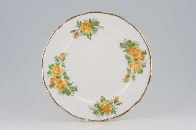 Royal Albert Tea Rose Dinner Plate 10 1/2""