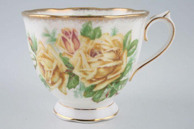 """Royal Albert Tea Rose Teacup 3 1/4 x 2 3/4"""""""