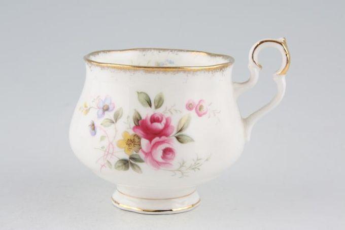 """Royal Albert Tenderness Coffee Cup 2 5/8 x 2 1/2"""""""