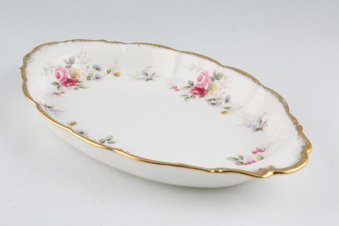 """Royal Albert Tenderness Tray (Giftware) Oval, Eared 10"""""""