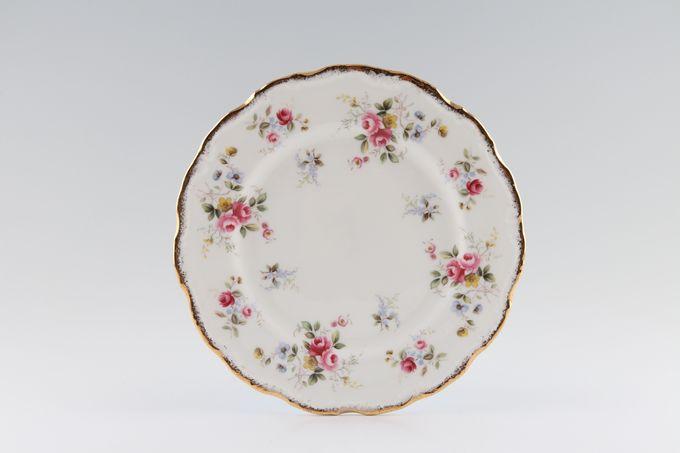 "Royal Albert Tenderness Starter / Salad / Dessert Plate 8 1/4"""