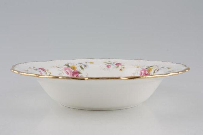 """Royal Albert Tenderness Rimmed Bowl 8"""""""