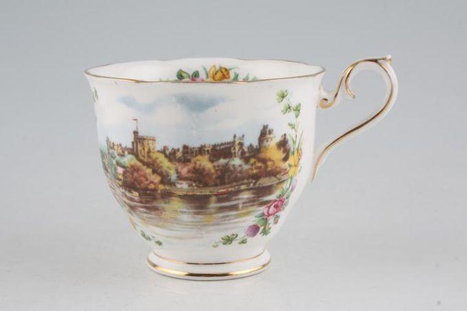 "Royal Albert Traditional British Songs Teacup Land of Hope  3 1/2 x 3"""