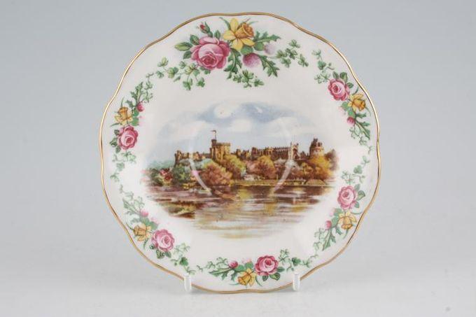 "Royal Albert Traditional British Songs Tea Saucer Land of Hope & Glory 5 1/2"""