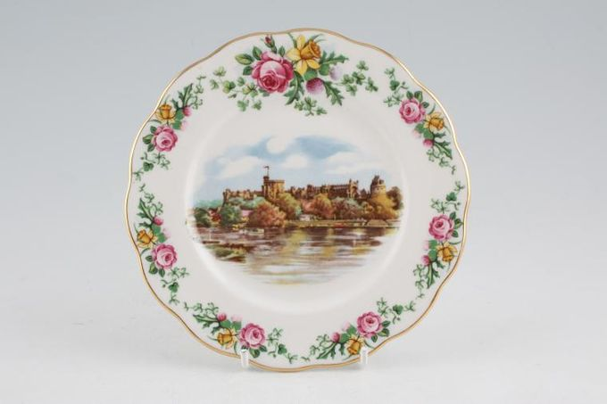Royal Albert Traditional British Songs Tea / Side / Bread & Butter Plate Land of Hope & Glory 6 1/4""