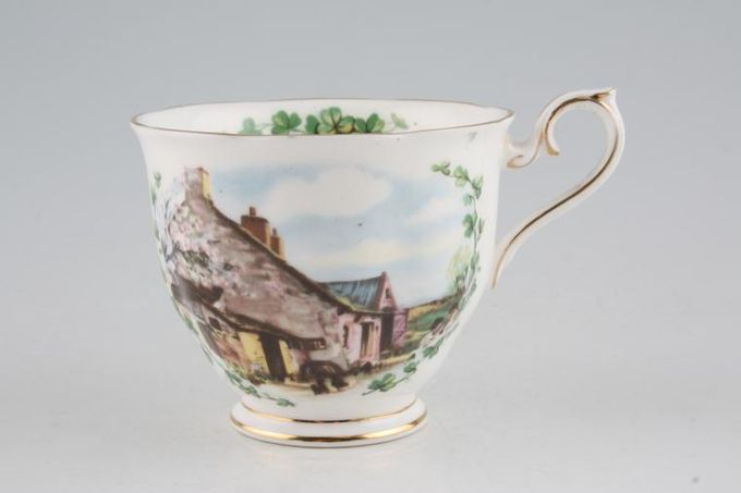 "Royal Albert Traditional British Songs Teacup Londonderry Air 3 1/2 x 3"""