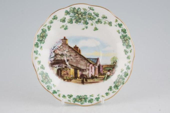 "Royal Albert Traditional British Songs Tea Saucer Londonderry Air 5 1/2"""