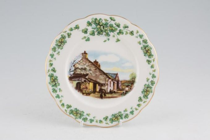 """Royal Albert Traditional British Songs Tea / Side / Bread & Butter Plate Londonderry Air 6 1/4"""""""